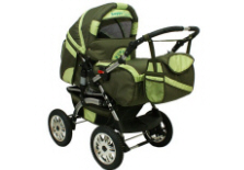 Baby carriages multifunctional