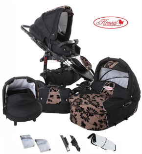 FIORINO Baby carriagesmultifunctional Poland