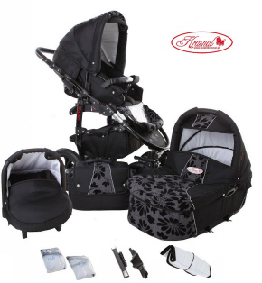 Baby carriagesmultifunctional