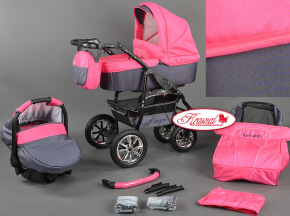 Kinderwagen multifunctional POLEN